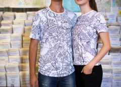 Технологическая оснастка для нанесения на футболки