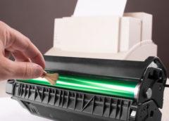 Не забывайте о картриджах для своего принтера!